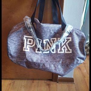 Victoria's Secret Pink duffle bag